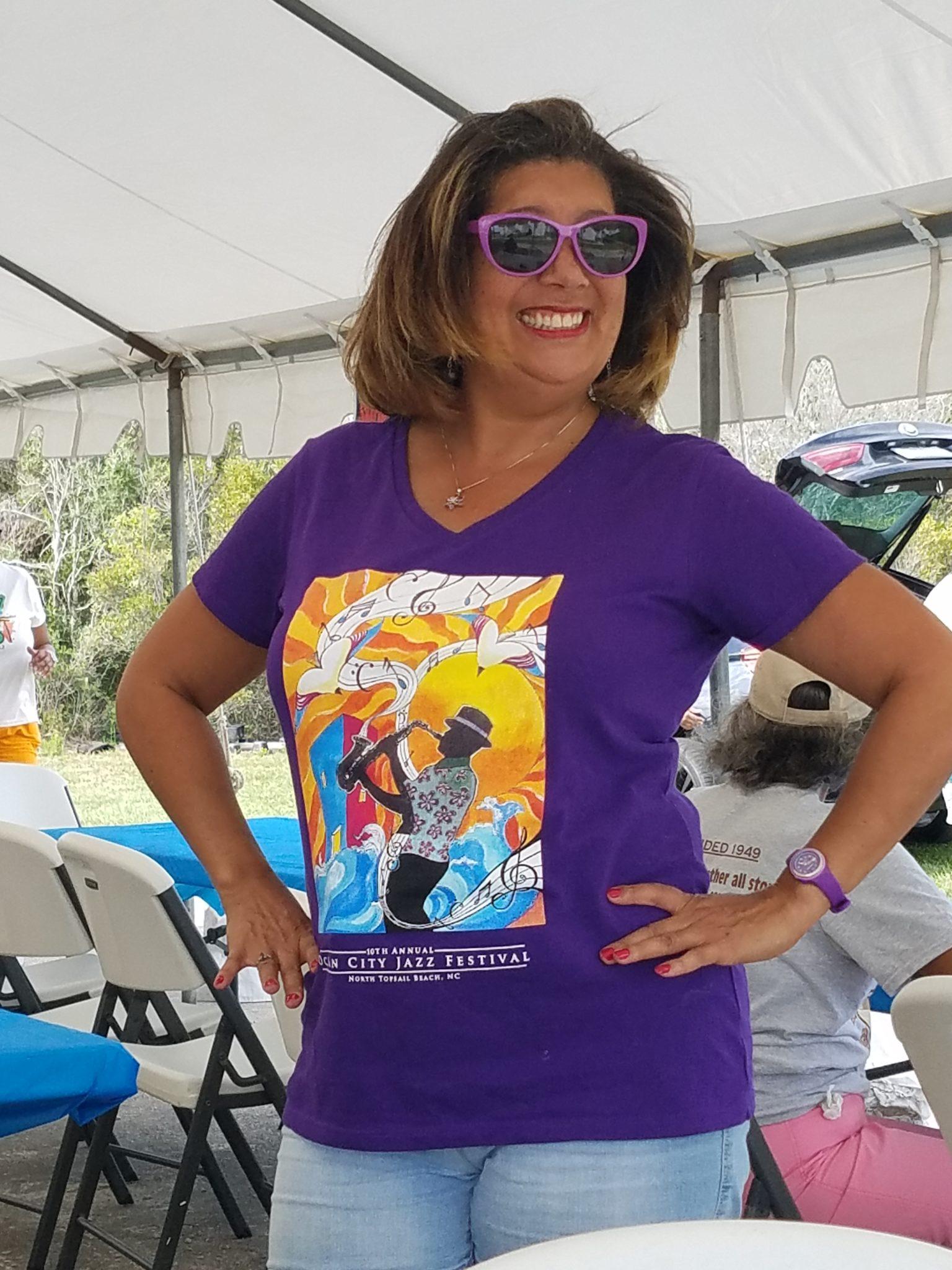 2019 OCJF Ladies Tee-Shirts