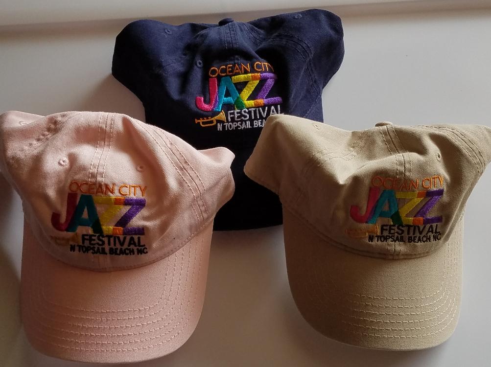 Ocean City Jazz Festival Caps